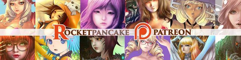 RocketPancake Banner by RocketPancake