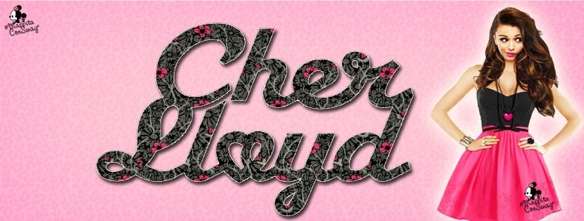 Portada Cher Lloyd by ItzyriB
