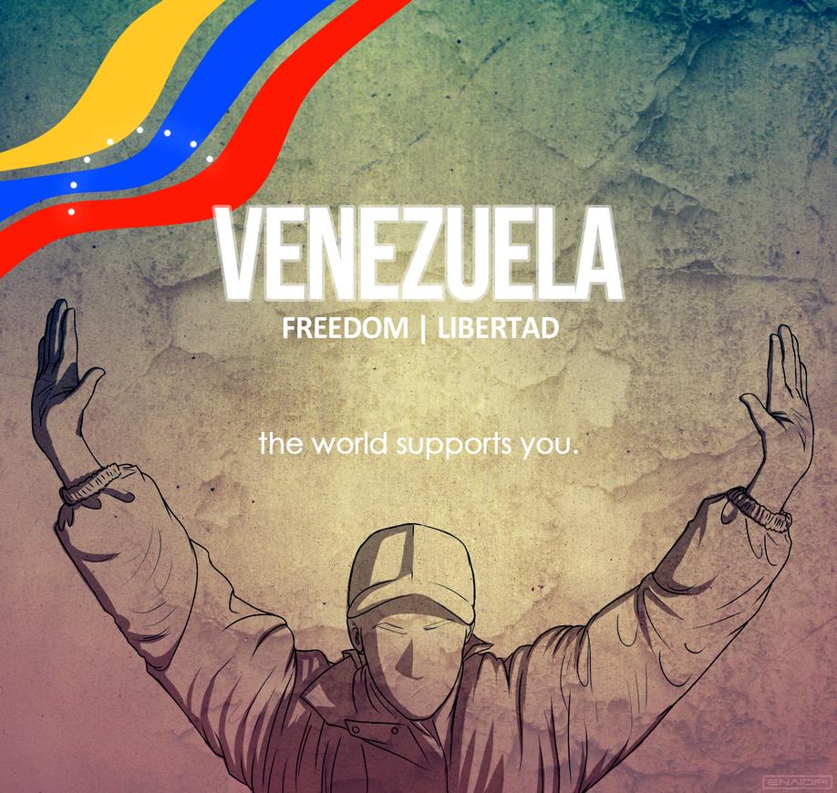 Venezuela by EnaidPI