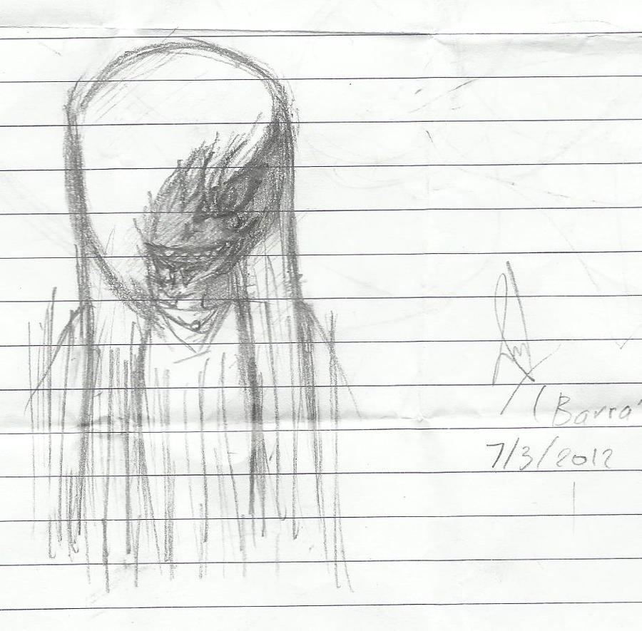 Haunted by alienpredator15