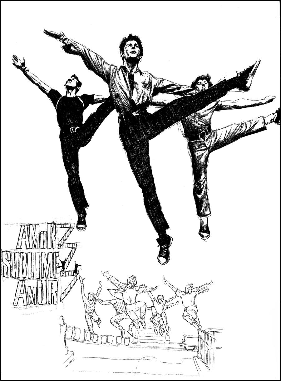 West Side Story by WillyRead on DeviantArt