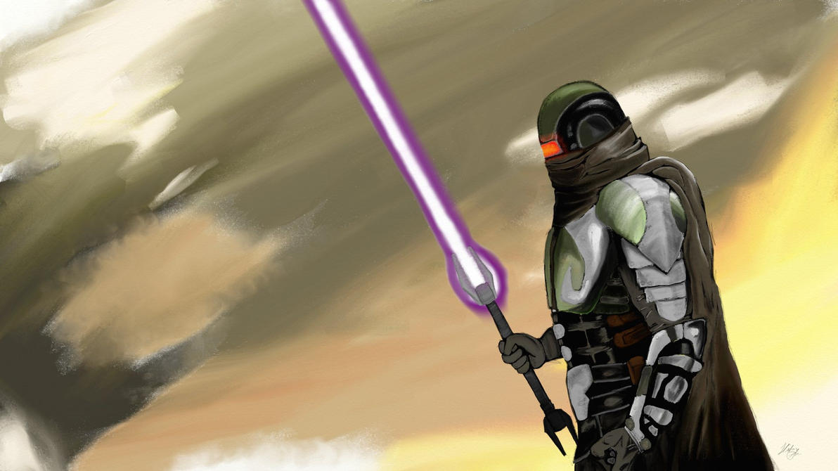 A Végtelen Birodalom alkonya (alter) Xesh_the_force_hound_by_haquinus-d5tuwrf