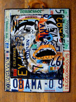 Barack Obama Inauguration 09 by aldosart