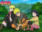 Boruto: The next generation of Naruto. Past