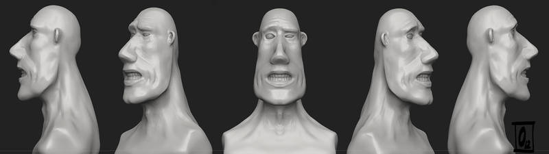 What if the easter island heads were real
