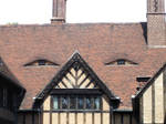 the house's face