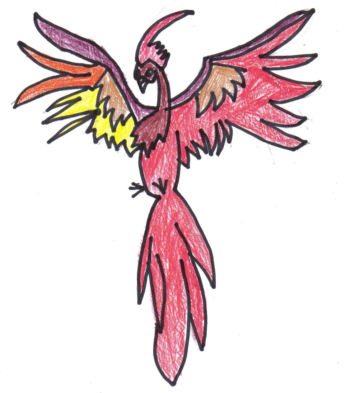 Phoenix by MALCOLMYOBSESSER by - 584.4KB