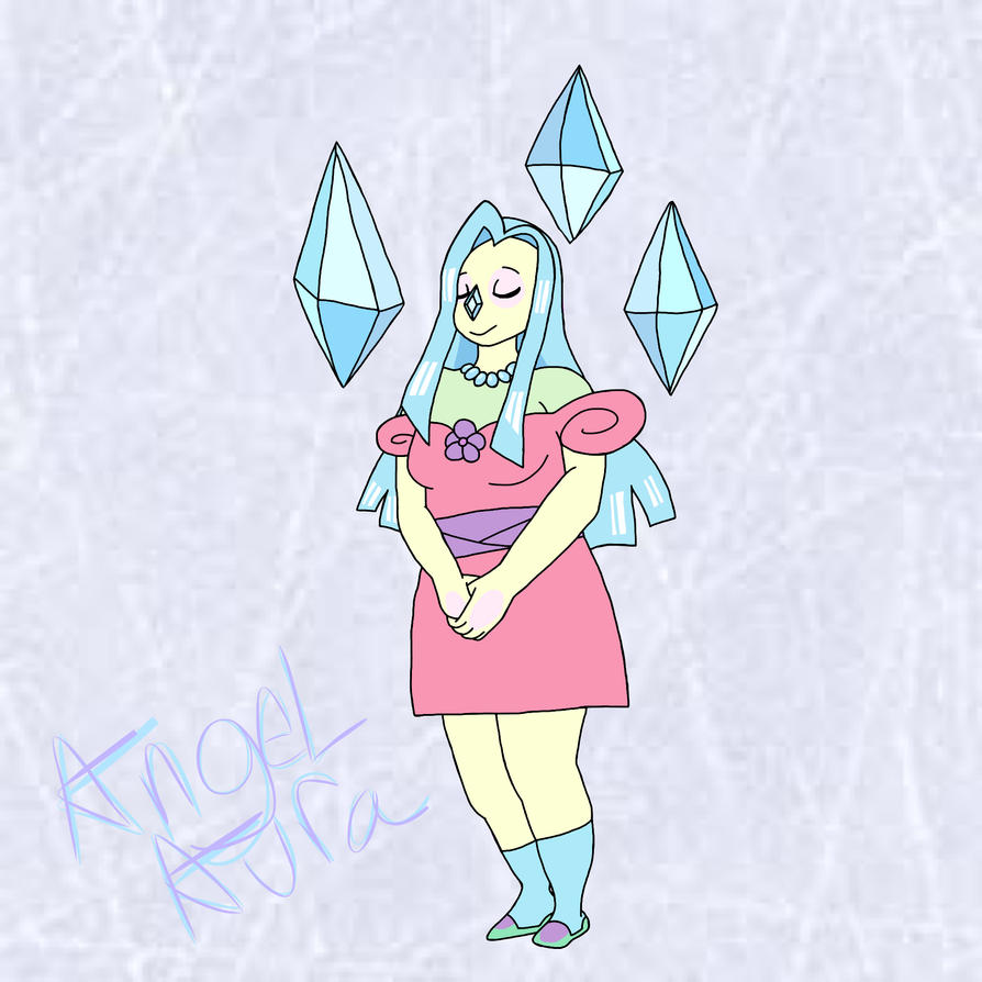 Angel aura by evil-vivianne