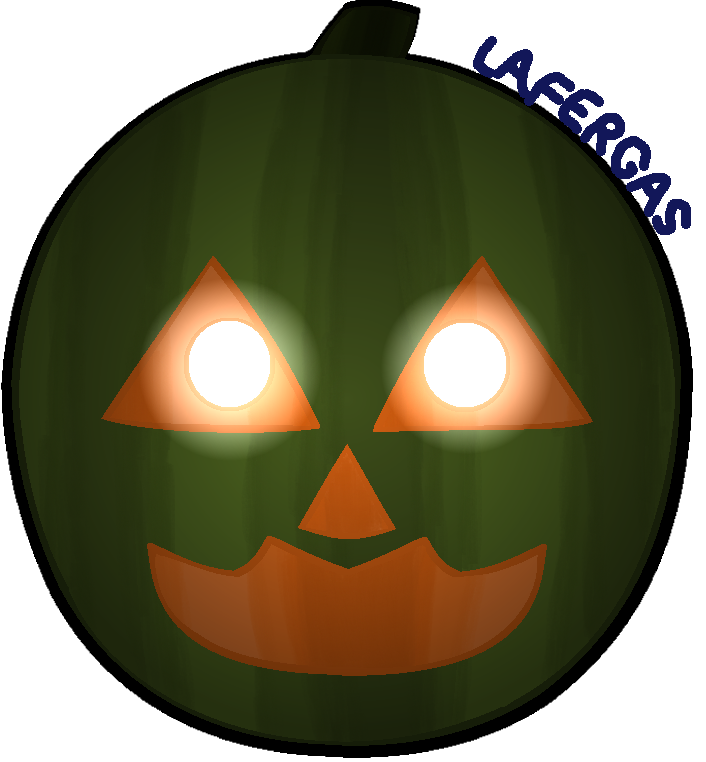 Nightmare Pumpkin ( FNaF 4 Halloween Edition ) by Lafergas on ...