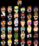 Ridonculous Race Minecraft