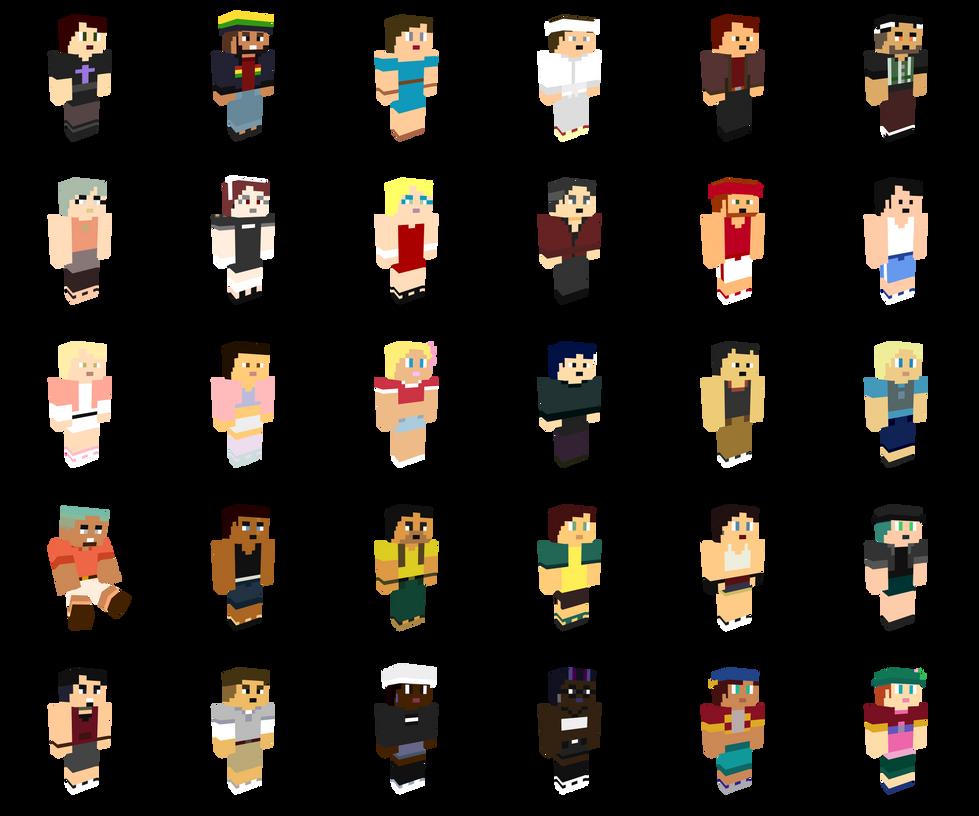 Da Ridonculous Race Minecraft Style Part 2 By Cahenry12 On Deviantart-4212