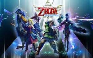 The Legend of Zelda Skyward Sword - WP by Kalsypher