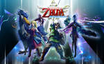 The Legend of Zelda Skyward Sword - WP