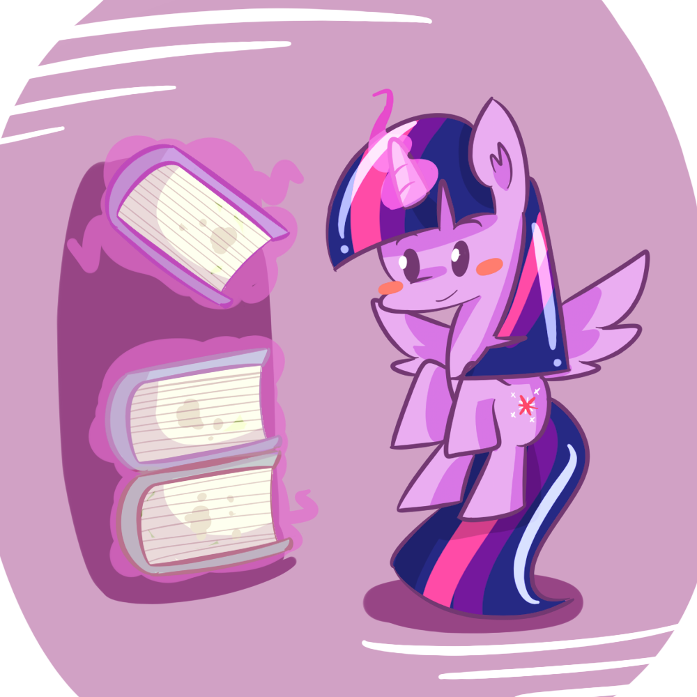 Twilight Sparkle by kty159