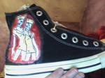 silent hill converse shoe 2