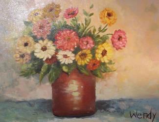 Flowers by cheryblosom