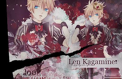 Len Kagamine :3 King_by_mjkero-d4dtke5