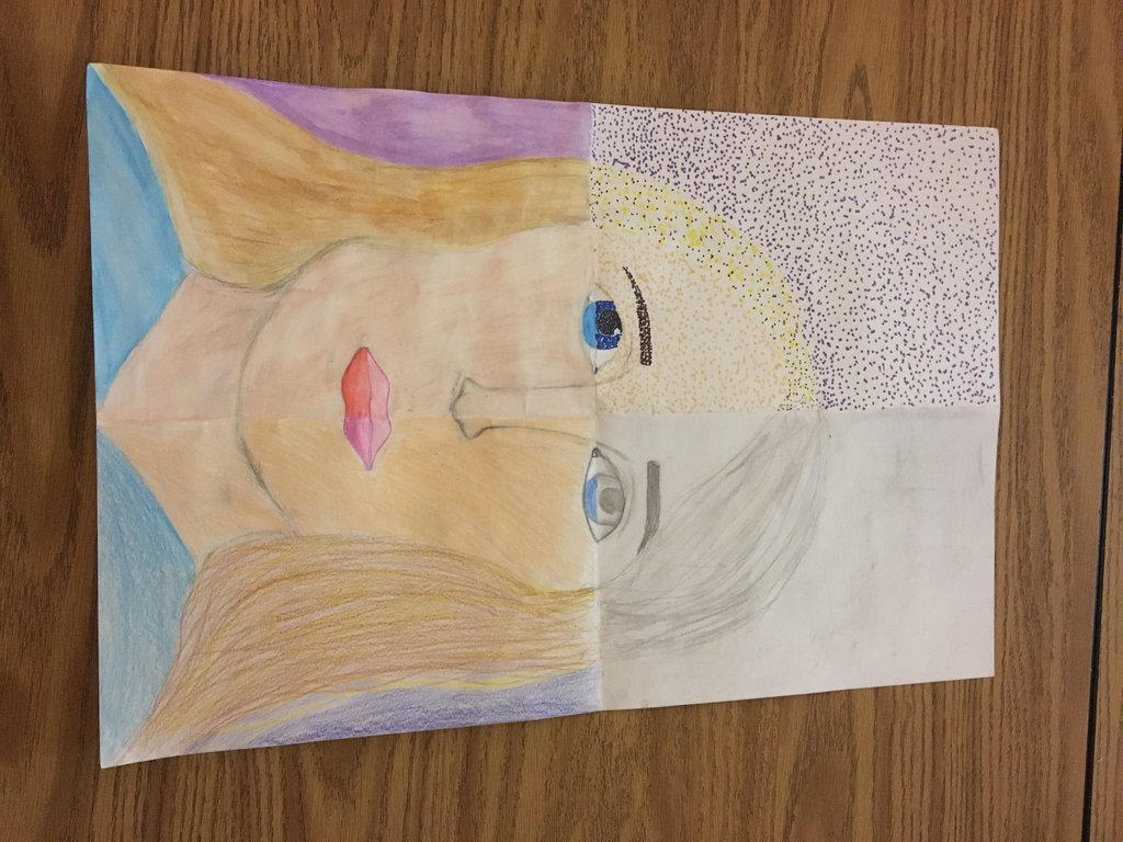Self Portrait by traacyymarie