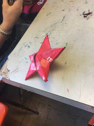3D Star by traacyymarie