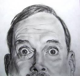 John Cleese by 101gleek101