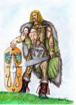 Vercingetorix King of Gaul