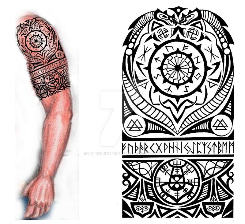 The gallery for --> Norwegian Viking Tattoo Designs