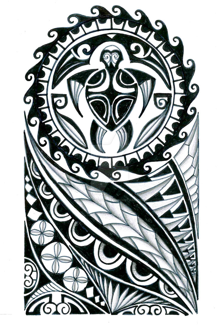 Polynesian half sleeve tattoo design by thehoundofulster on deviantart polynesian half sleeve tattoo design by thehoundofulster biocorpaavc Image collections