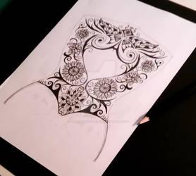 1 DOLLAR tattoo - 5 by thehoundofulster