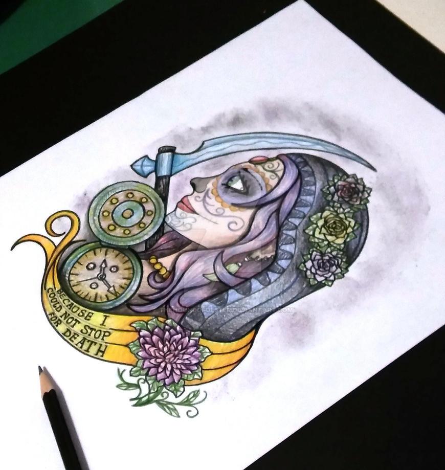 1 DOLLAR tattoo - 6 by thehoundofulster