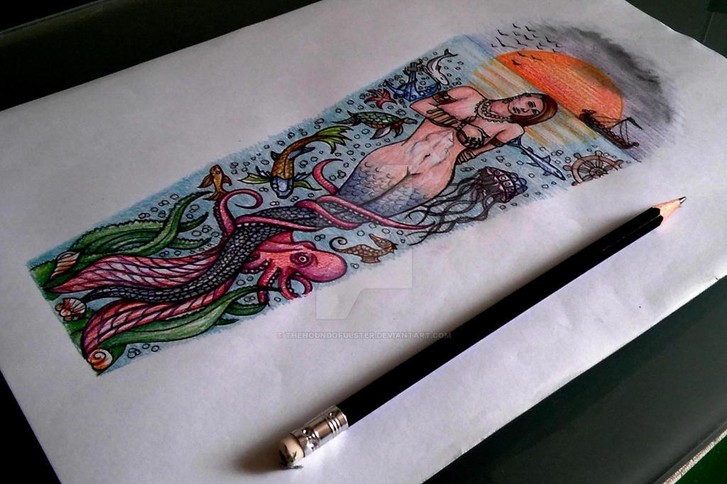 1 DOLLAR tattoo - 14 by thehoundofulster