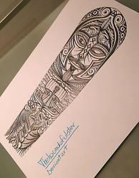 1DOLLAR tattoo, 17 by thehoundofulster