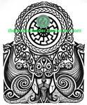 1 DOLLAR tattoo 34 by thehoundofulster