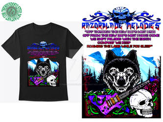 Razorblade Melodies - OF WOLF AND MAN