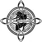 norman tattoo by thehoundofulster