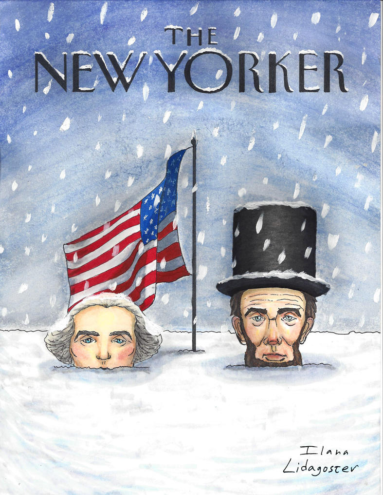 Presidents Day Cover by GosterMonster