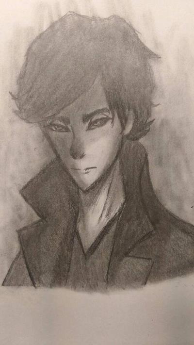 Sherlock???? by Yuilebish