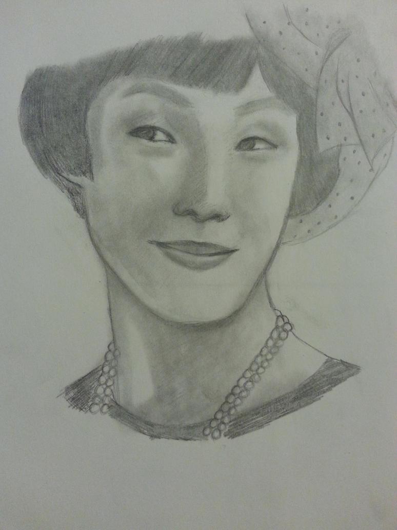 Mama J Hope by Yuilebish