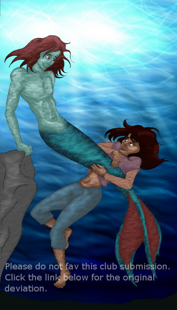 Merman Lover by Prez-Liz by Mermaids-Love on deviantART