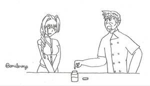 Gordon Ramsay vs. Key Foods