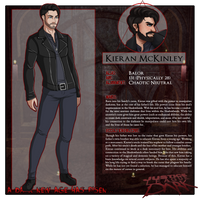 DC DNA: Kieran/Balor App by lizksyart