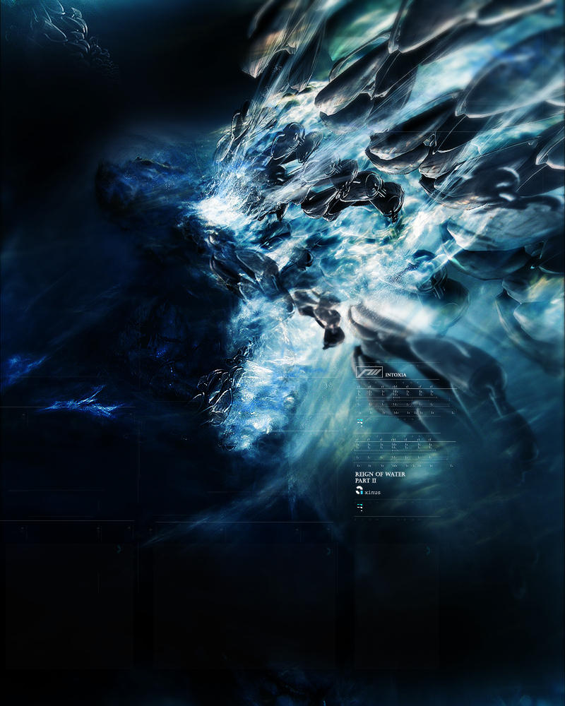 Reign of water 2 by xinus