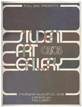 Full Sail Student Art Gallery