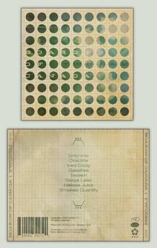 BOC Twoism CD Design
