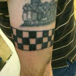 Checkerboard Armband