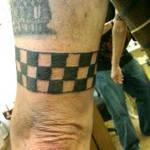 Checkerboard Armband 2