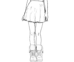 A Leg Girl by sushi4427