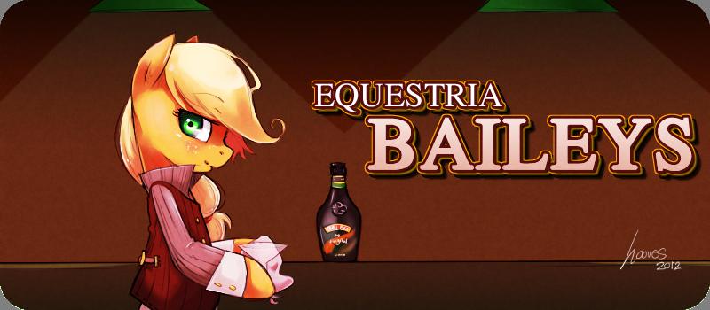 Equestria Baileys by derpiihooves
