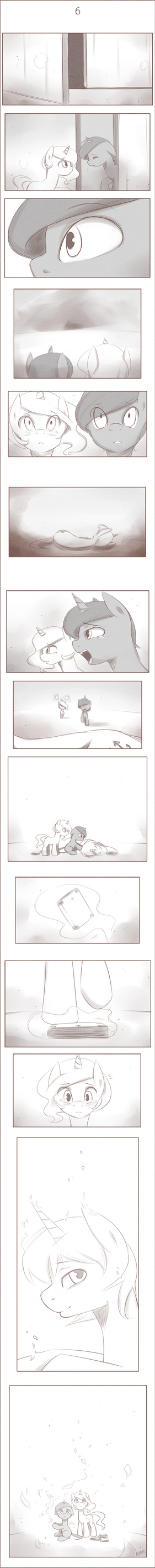 A Beautiful Sonnet - page 6 by derpiihooves