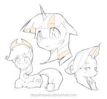 Random Pony Thing