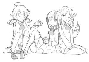 comm: SA trio